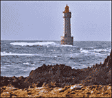 lighthouse of La jument